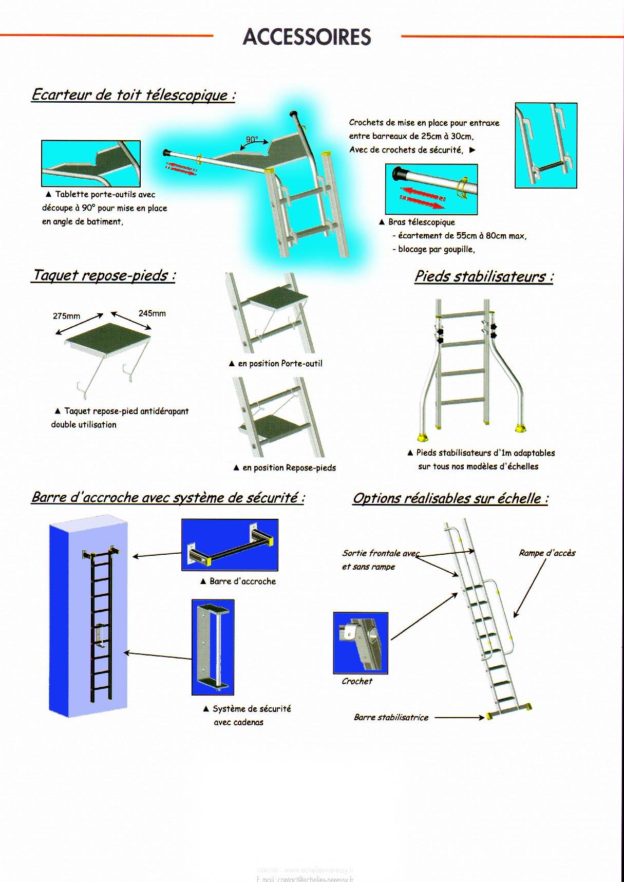 photo du catalogue 2010 des carteurs de toit et carteur de mur pour chelles. Black Bedroom Furniture Sets. Home Design Ideas
