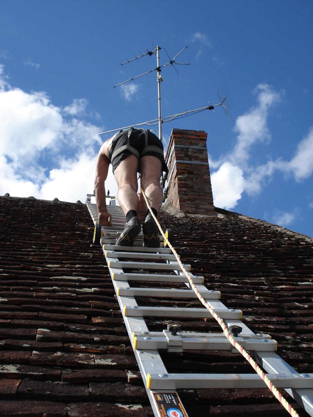 Chelle de toit - Echelle de toit leroy merlin ...